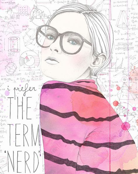 28 Female-Inspired Illustrations