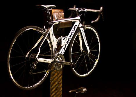 Railroad Bike Racks