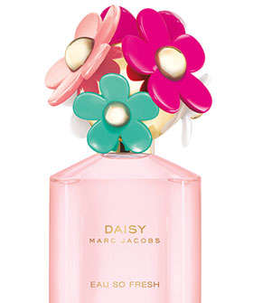 Blossoming Beauty Fragrances - The New Marc Jacobs Daisy Day Perfume is Inspired by Summer Flowers