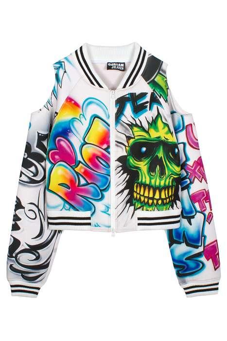 90s Graffiti Jackets