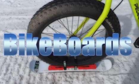 Rapid Riding Bike Boards