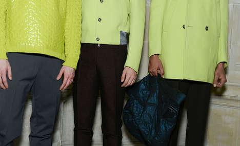 Luxe Utilitarian Menswear