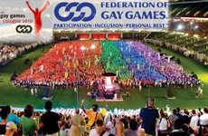 Equality-Promoting Sporting Events - The 2014 Gay Games Will be Taking Place in Cleveland in August
