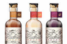 Nautical Sinful Spirit Packaging