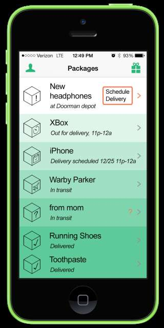 Hands-Free Delivery Apps