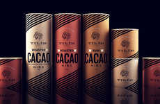 Sinfully Sweet Chocolate Packaging - Tilín Cacao's Clever Packaging is Delightfully Sweet