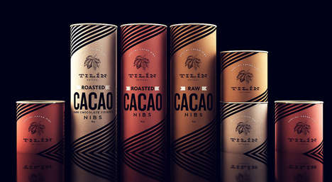 Tilín Cacao's Clever Packaging is Delightfully Sweet