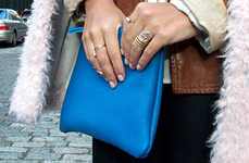 Phone-Charging Clutches - emPOWERED Designs a Chic Purse for Stylish Tech-Savvy Women