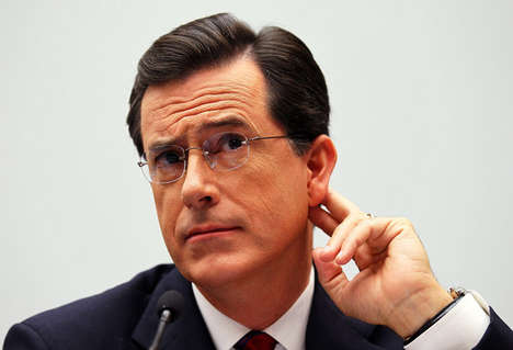 Stephen Colbert Keynote Speaker