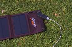 Uninterrupted Solar Chargers