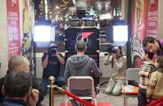 Fast Food Movie Makers - KFC Lets You Become a Star with its New KFC MovieMatic