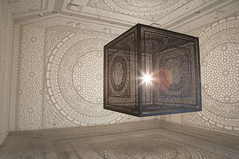 Intricately Designed Light Sculptures