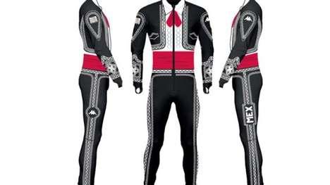 Mariachi Styled Ski Outfits