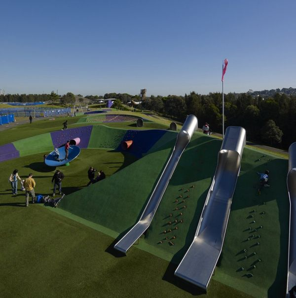 25 Contemporary Playgrounds