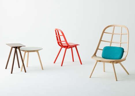 Modern Maritime Furniture Sets