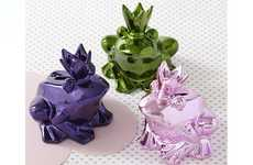 Frog-Faced Money Holders - This Frog Themed Coin Holder Will Keep Your Money Secure