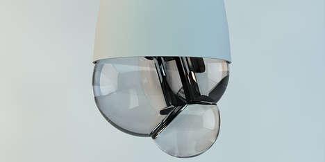 Bubbling Bulb Lights