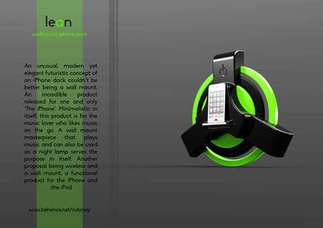 Steering Wheel Speaker Stations