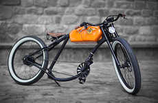 Anachronistic Bicycle Creations