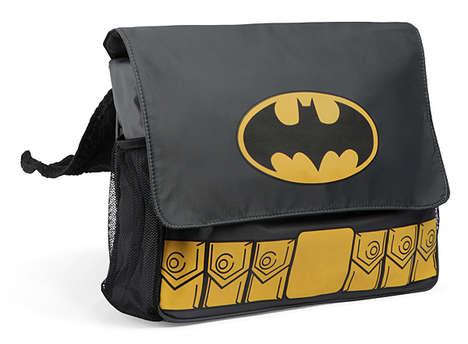 Heroic Manly Diaper Bags