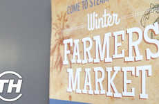 Brewery Themed Famers Markets - Diana Gonzalez Explains the First Winter Farmers Market