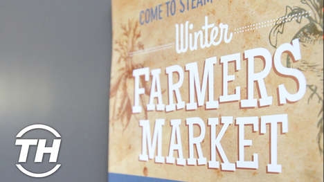 Brewery Themed Famers Markets