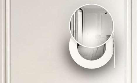 Mod Monocle Mirrors