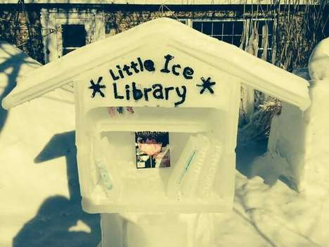Free Ice Sculpture Libraries