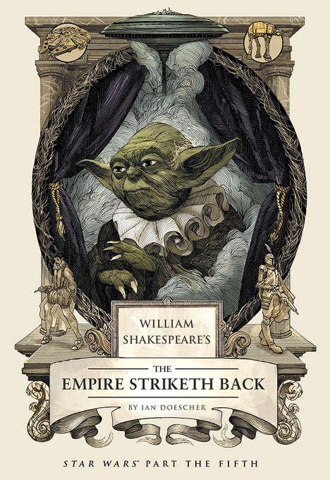 Sci-Fi Shakespeare Mash-Ups (UPDATE)