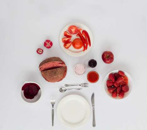 Color Matching Food Photography