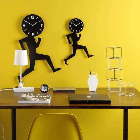 Physically Active Timepieces