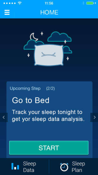 Insomnia-Curing Apps - The SleepRate Sleep App Tracks Patterns to Provide a Better Rest