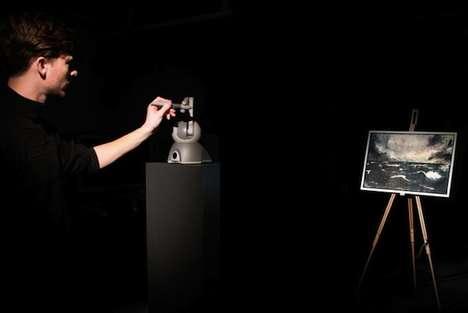 Multi-Sensory Art Exhibits