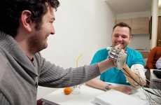 Bionic Prosthetic Hands - The LifeHand 2 Artificial Arm May Bring Back Feelings That Were Once Lost