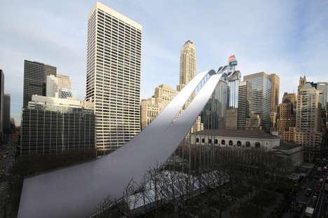 Imagined Urban Olympic Venues