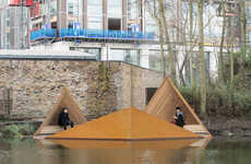 Modern Wildlife Observation Posts - 'Viewpoint' from AOR Lets Londoners Get in Touch with Nature
