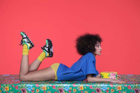 Brazil-Inspired Sportswear
