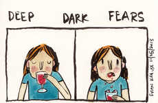 Deep-Seated Fears Illustrations