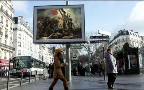 Billboard Art Galleries