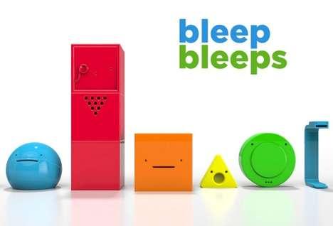 Motion-Sensored Screaming Alarms