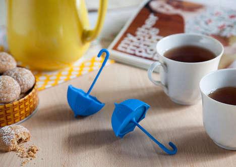 Flashy Umbrella Tea Infusers