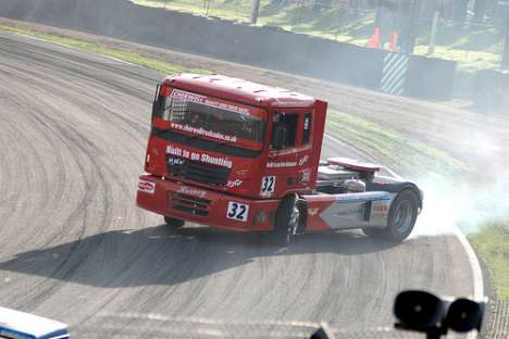 Extreme Truck Driving