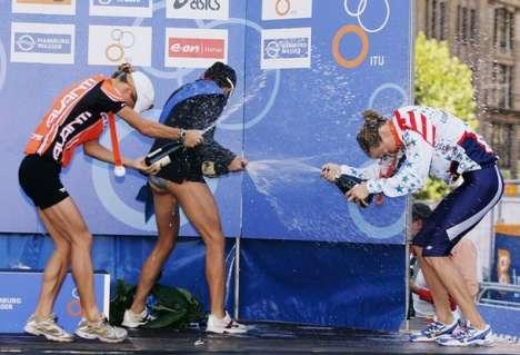 Olympic Triathlete Models