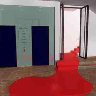 Fake Blood Carpets