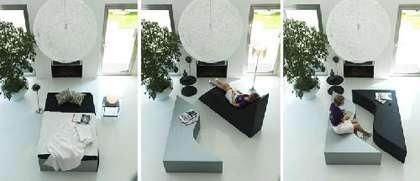 Multifunctional Minimalist Furniture