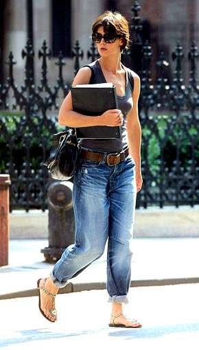 Boyfriend Jeans - Celebs Fail at Making it Work