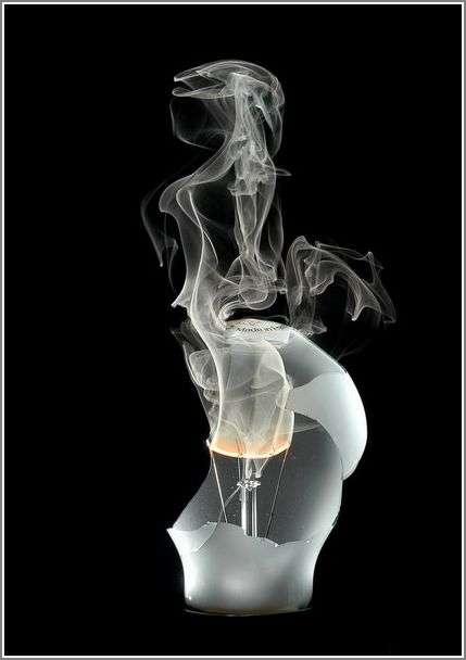Natural Smoke Art