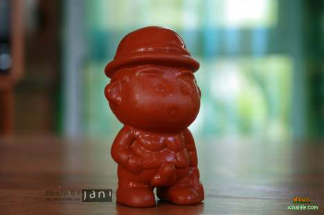 Hottest Souvenir in China: The Pee Pee Boy