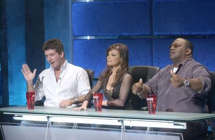 Territorial Reality - New 'American Idol' Judge Kara DioGuardi Concerns Paula Abdul