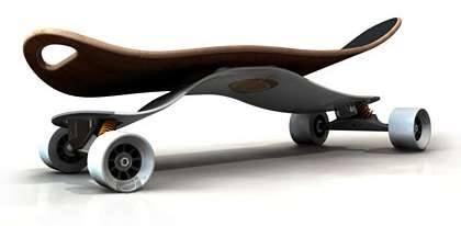 The SoulArc Skateboard